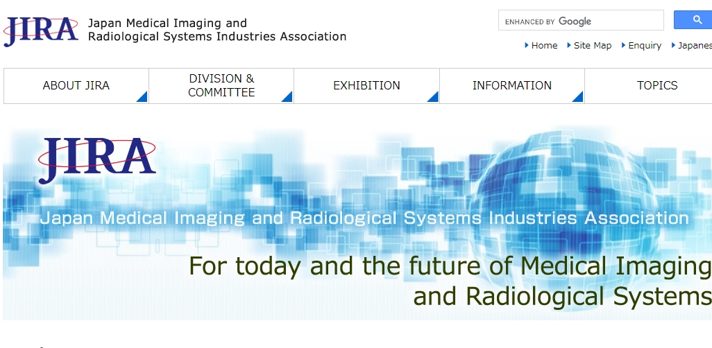 Japan Medical Imaging and Radiological Systems Industries Association (JIRA)